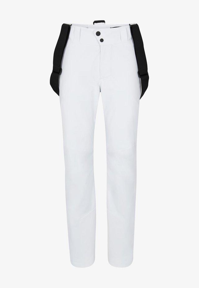 SCOTT - Pantalon de ski - weiß