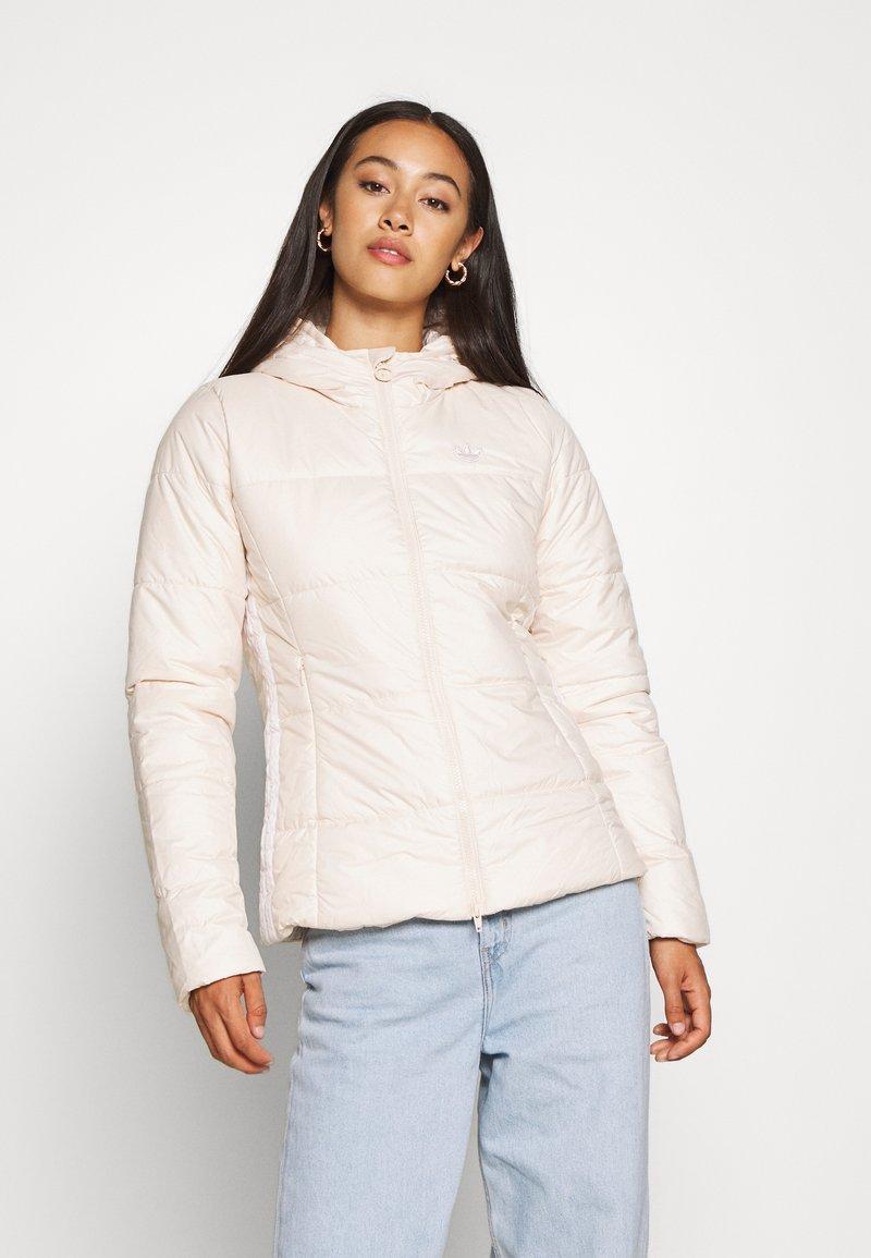 adidas Originals - SLIM JACKET - Light jacket - linen