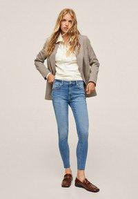 Mango - ISA - Jeans Skinny Fit - medium blue - 1