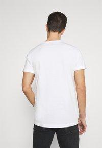 GANT - ARCHIVE SHIELD - T-shirt med print - white - 2