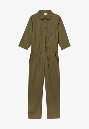 NKFDURA - Overall / Jumpsuit /Buksedragter - ivy green