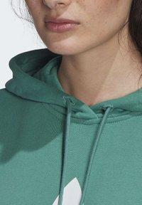 adidas Originals - Luvtröja - turquoise/white - 5