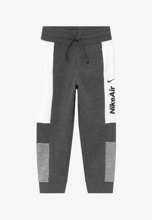 Tracksuit bottoms - charcoal heather