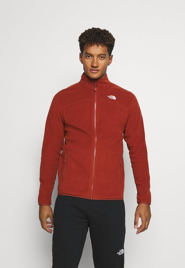 GLACIER URBAN  - Fleece jacket - brandy brown