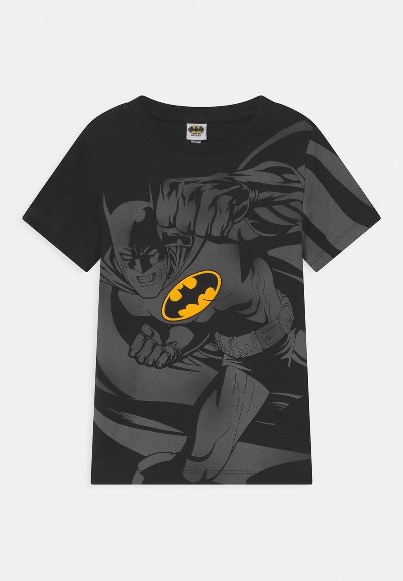 OVS - BATMAN - Print T-shirt - black beauty
