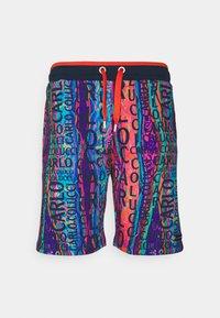 Carlo Colucci - Shorts - navy/multi - 0