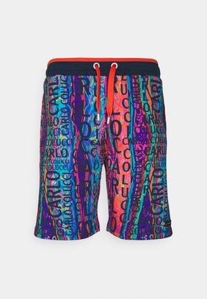 Shorts - navy/multi