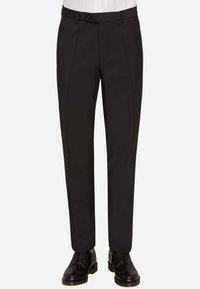 Carl Gross - SILVIO - Suit trousers - schwarz - 0