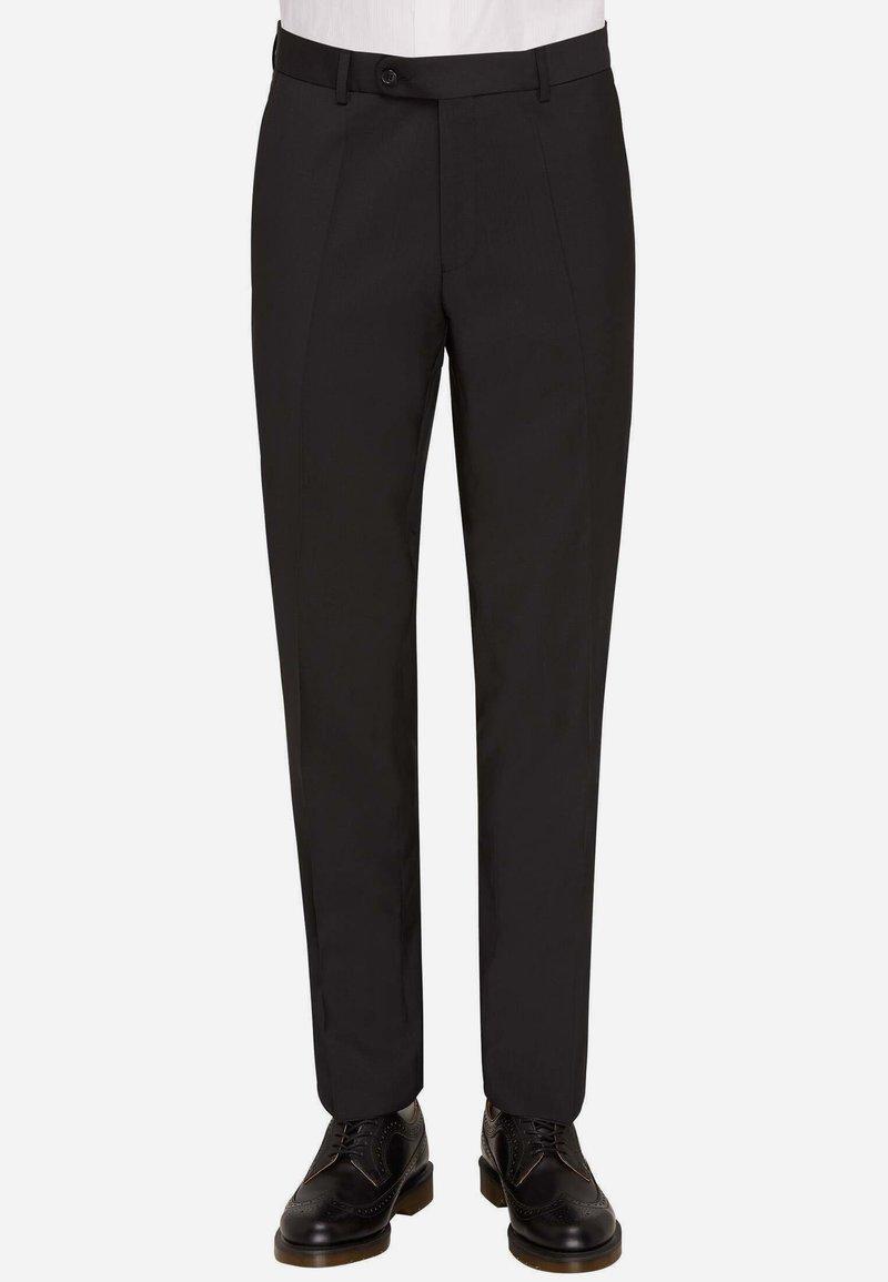 Carl Gross - SILVIO - Suit trousers - schwarz
