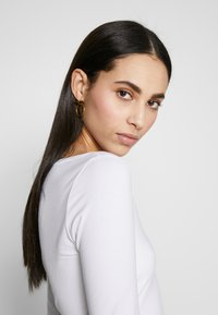 Anna Field Tall - BASIC LONG SLEEVE TOP - Long sleeved top - white - 3