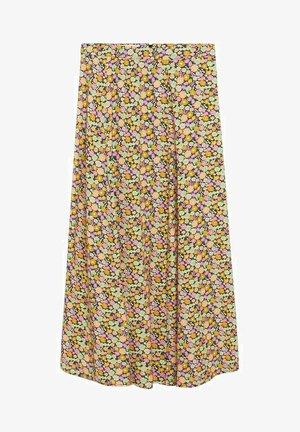 PECA - A-lijn rok - multi coloured