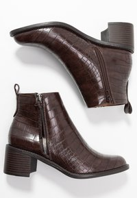 Anna Field - Ankle boots - brown - 3