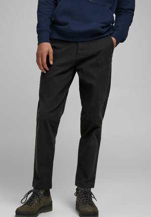 ACE WORKER  - Trousers - black