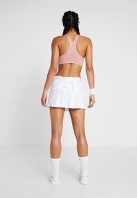 Nike Performance - SKIRT - Sports skirt - white - 2