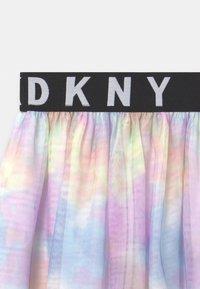 DKNY - A-line skirt - multi coloured - 2