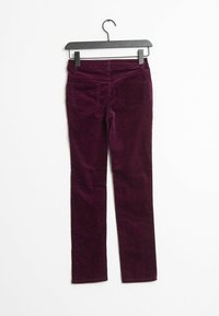 ARIZONA - Trousers - purple - 1