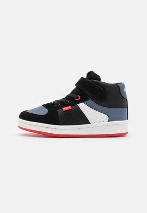 BILBON MID UNISEX - Sneakers hoog - noir/gris/blanc
