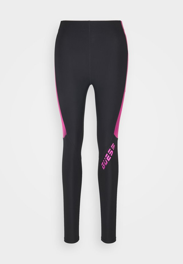 LEGGINGS - Leggings - jealous pink