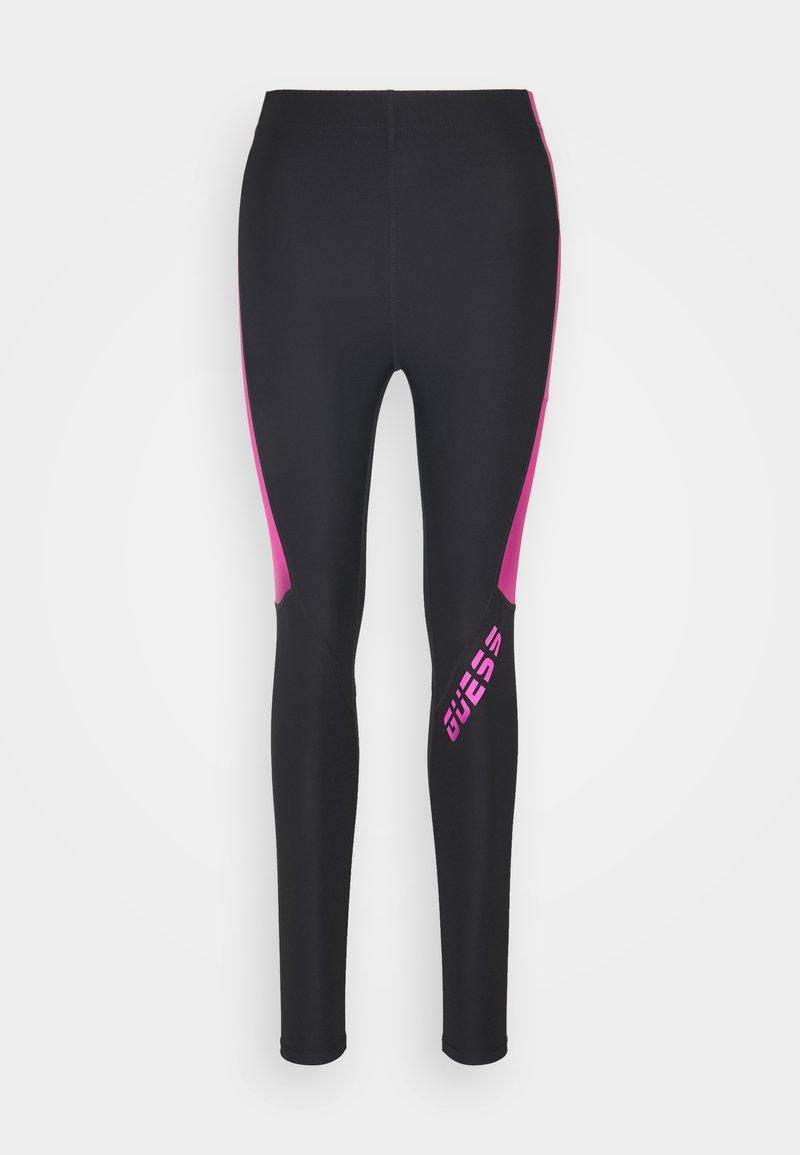 Guess - LEGGINGS - Leggings - jealous pink