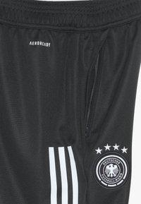 adidas Performance - DEUTSCHLAND DFB TRAINING PANT - Voetbalshirt - Land - carbon - 2