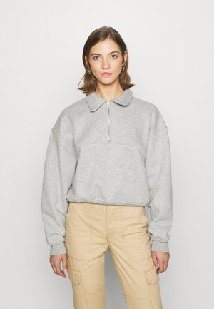 ZAYLEE  - Sweater - ligth grey melange