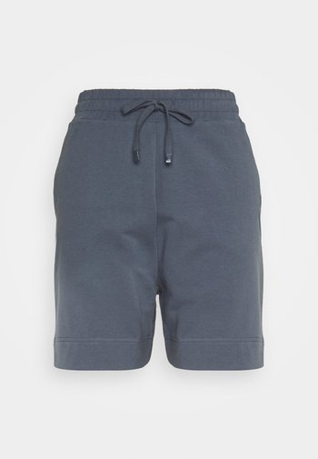 WIDE FIT TRUE WAISTBAND TURN UP - Shorts - sea ember