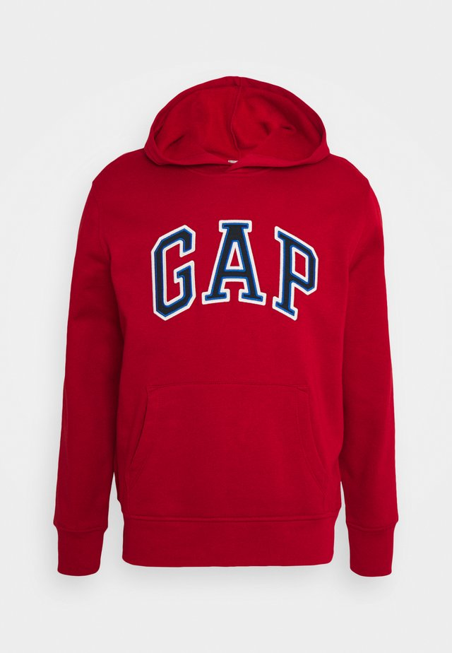 ARCH  - Hoodie - lasalle red