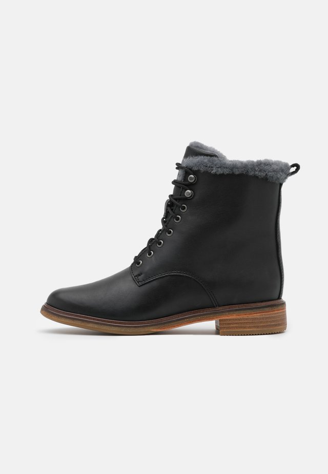CLARKDALE LACE - Bottines à lacets - black