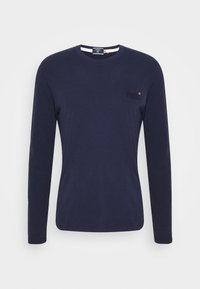 Superdry - Long sleeved top - rich navy - 4