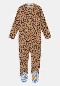Never Fully Dressed Kids - LUCIA LEOPARD ONSIE UNISEX - Sleep suit - multi-coloured - 1