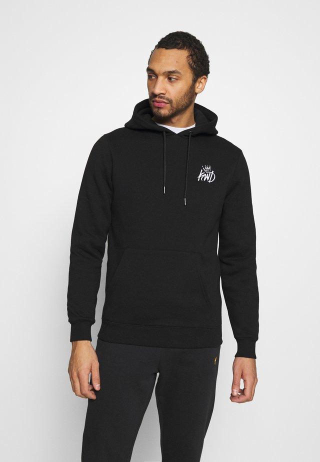 BAYLAN HOODIE - Sweatshirt - black