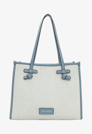 Handbag - sky