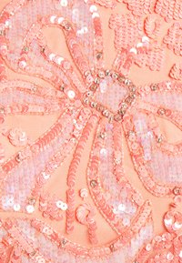 Needle & Thread - SHIRLEY RIBBON BODICE ANKLE MAXI DRESS - Festklänning - coral - 7