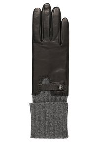 Roeckl - HERITAGE - Gants - black/grey - 1