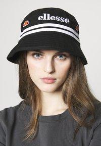 Ellesse - LORENZO BUCKET HAT UNISEX - Hat - black - 2