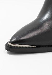 Toral - Botines de tacón - black - 2