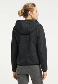 Schmuddelwedda - Light jacket - dunkelgrau melange - 2