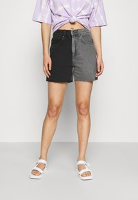 The Ragged Priest - HALF AND HALF - Jeansshorts - charcoal - 0