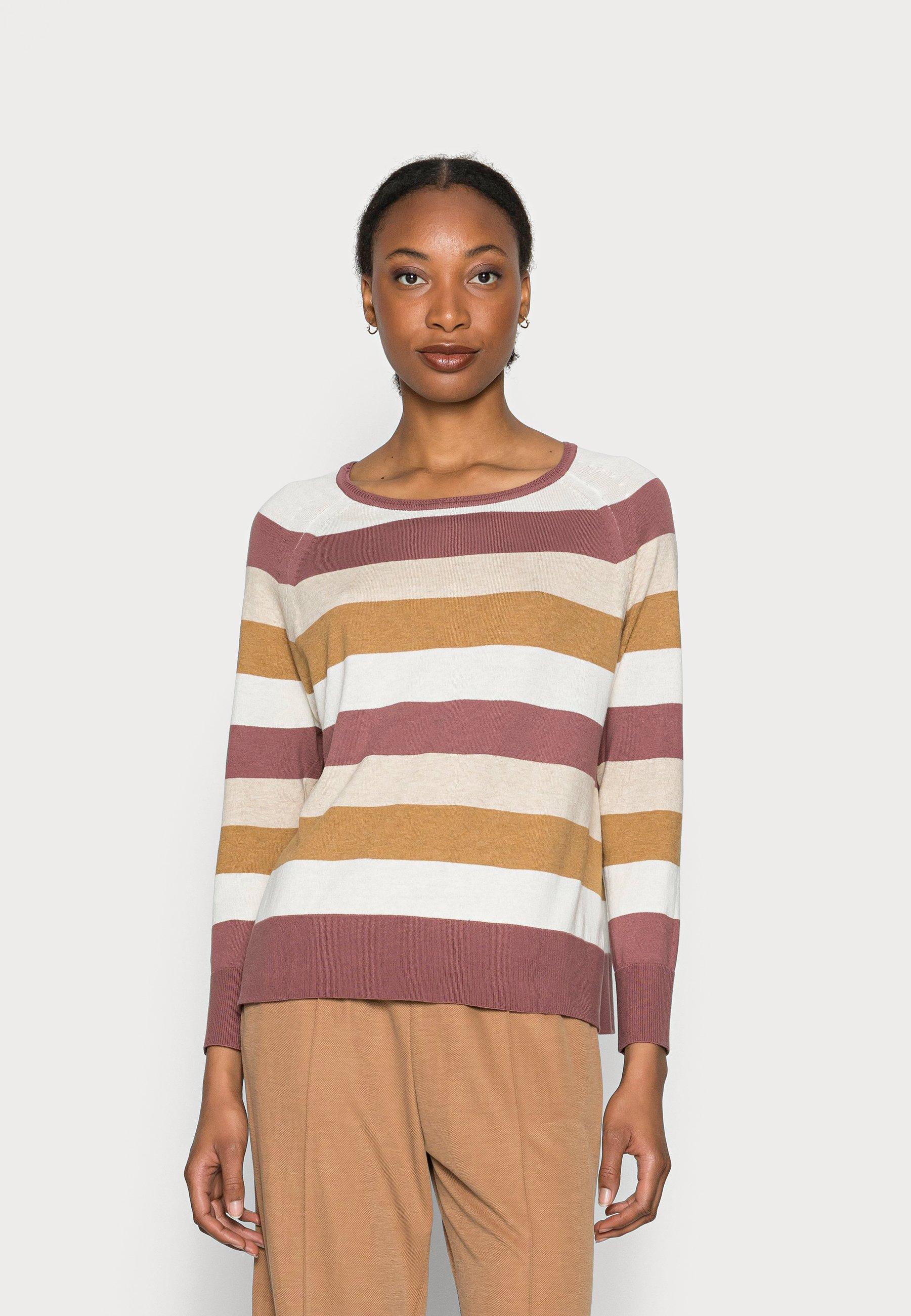Femme CORE RAGLAN  - Pullover - dark old pink