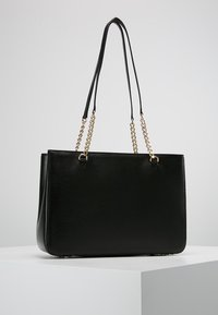 DKNY - BRYANT SHOP TOTE SUTTON - Handbag - black/gold - 2