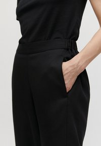 ARMEDANGELS - KAMALAA - Trousers - black - 3