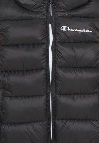 Champion - LEGACY UNISEX - Weste - black - 2