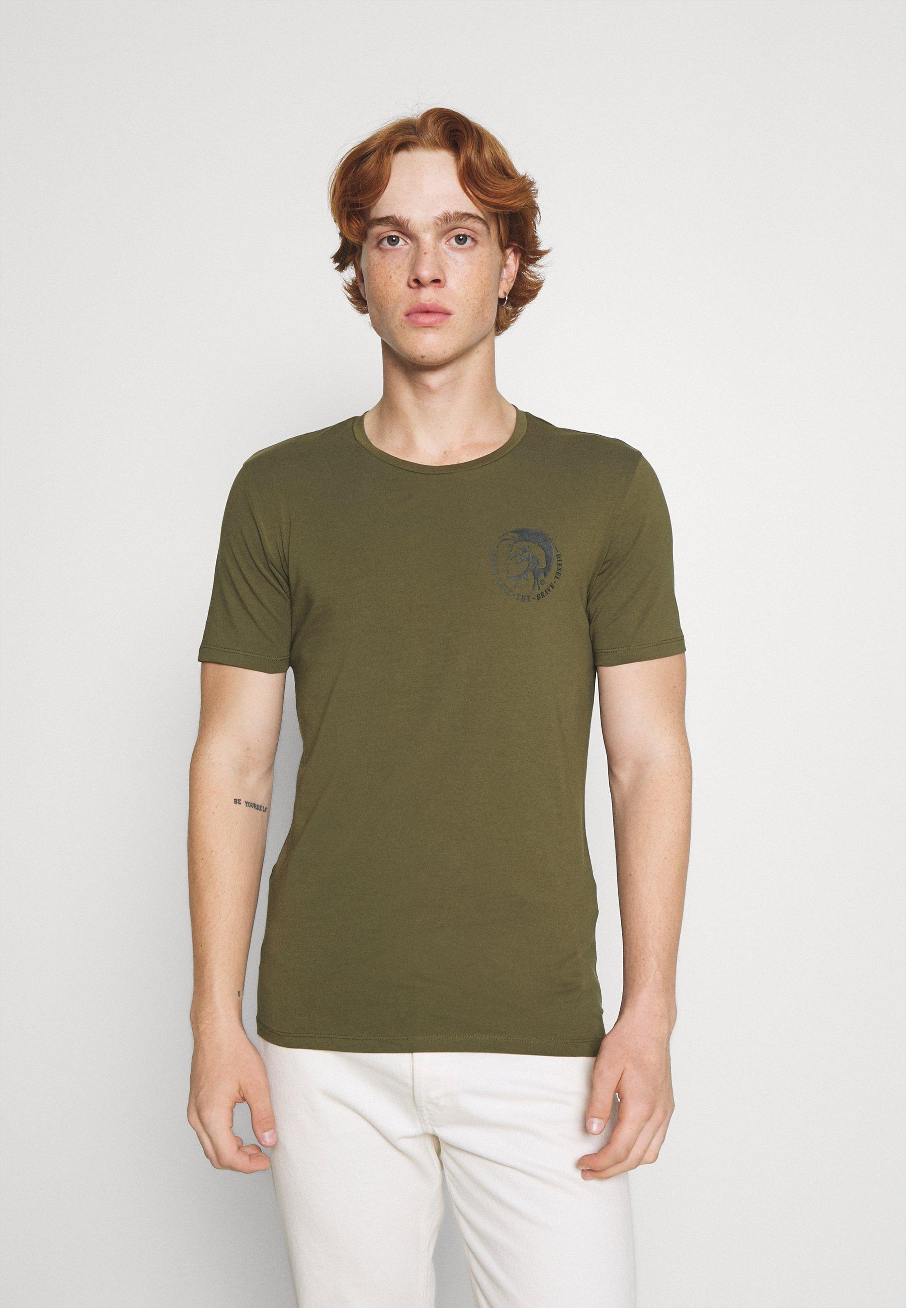 Herrer UMTEE RANDAL 3 PACK - T-shirts basic