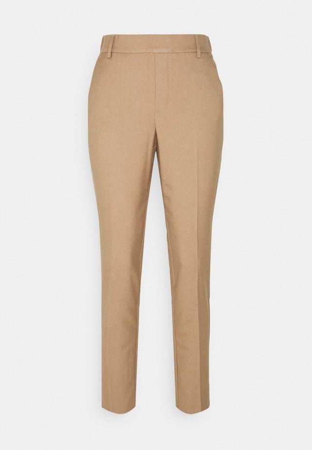 GERRY TWIGGY PANT - Spodnie materiałowe - woodsmoke