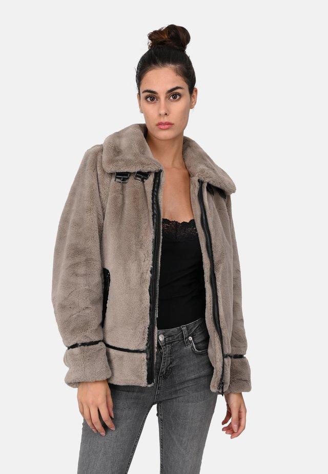 CULTURE - Light jacket - beige