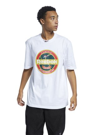 VINTAGE PACK CASUAL - T-shirt med print - white