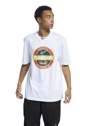 VINTAGE PACK CASUAL - T-shirt imprimé - white