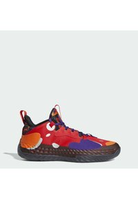 adidas Performance - Harden Vol. 5 Futurenatural BOOST LGHTSTRKE BASKETBALL SNEAKERS SHOES - Basketball shoes - red - 6