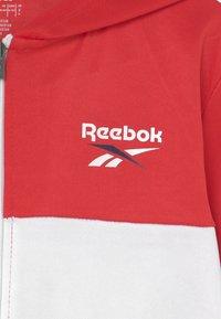 Reebok - CLASSIC ZIP FRONT - Veste de survêtement - red - 2