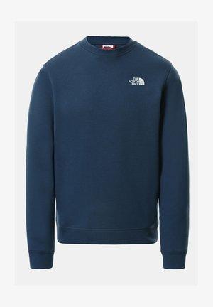 Sweatshirt - blue wing teal